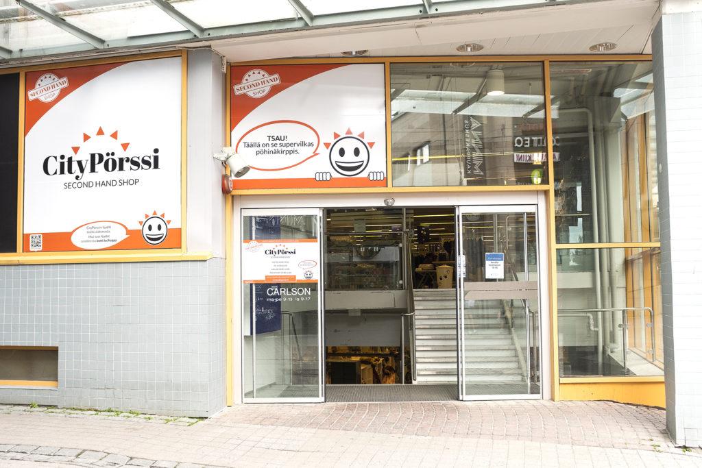 Citypörssi, Kuopio